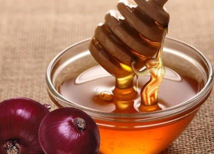 Мед с луком - польза организму
