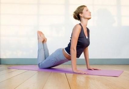 Вытяжка спины очень важна