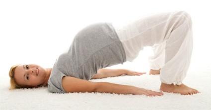 Грыжи межпозвоночного диска и беременность