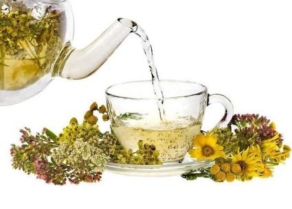 Травяные настои помогут в борьбе с недугом