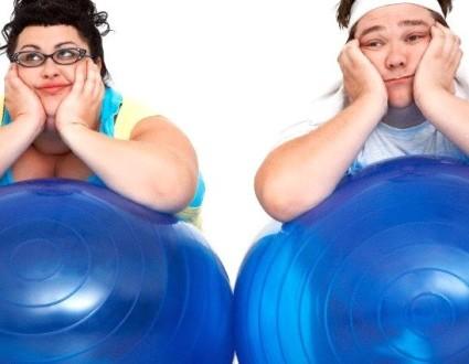 Если человек неправильно питается у него появляется избыточный вес