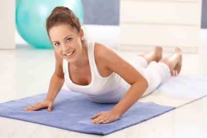 Гимнастика при болях в грудном отделе позвоночника