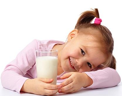 Пейте много молока