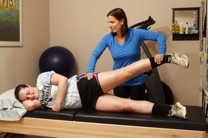 Лечебная физкультура назначается каждому пациенту индивидуально