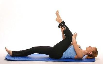 Упражнения - небольшая профилактика, но лечебная польза от них огромна