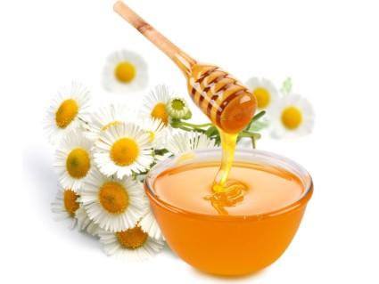 Глицерин, цветочный мед, йод и спирт - для растирания поражённой зоны