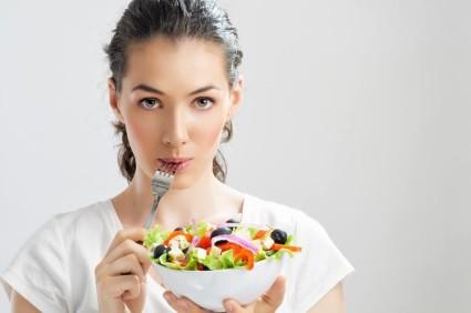 В дни разгрузки меню ограничивает употребление только овощей или молочных продуктов