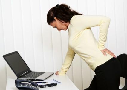 Боль в области поясницы бывает ноющей, хронической и острой