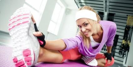 Лечебная физкультура может быть дополнена и народными средствами