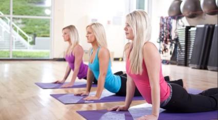 Все упражнения являются симметричными