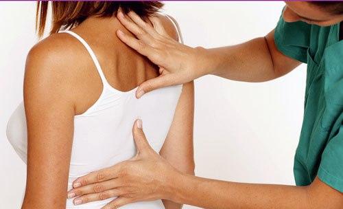 Спинной остеохондроз симптомы и лечение