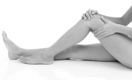 Лечебный массаж начинается с приёма поглаживания