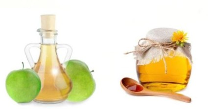 Мёд с уксусом - народные рецепты помогут в лечении