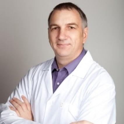 Павел Евдокименко - ведущий специалист в области суставных заболеваний