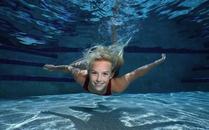 Плавание полезно для всех групп мышц