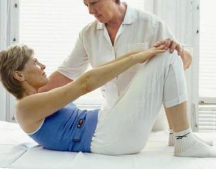 ЛФК при остеопорозе поможет для снятия симптомов