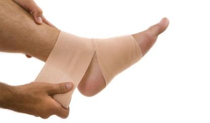 При боли в ноге обратитесь к врачу