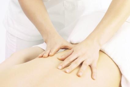 Массаж является составляющей остеопатии