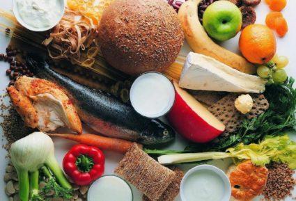 В основе питания,при дистонии,продукты обагащённые калием и магнием