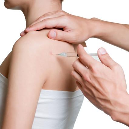 Инъекции при артрозе плечевого сустава