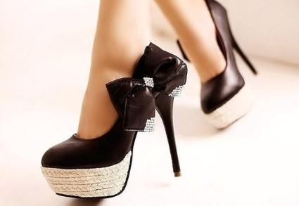 Красивая не обувь не значит удобная