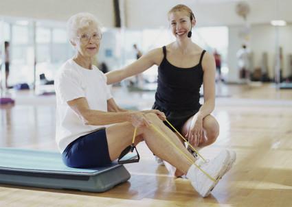 Восстановительное лечение после перелома ноги