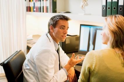 Разговор с врачем