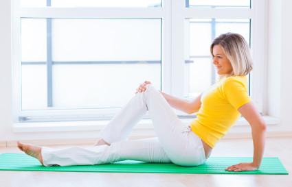 Физкультура как средство излечения