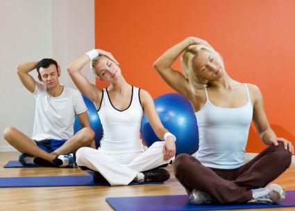 Простые упражнения для снятия воспаления вокруг суставов