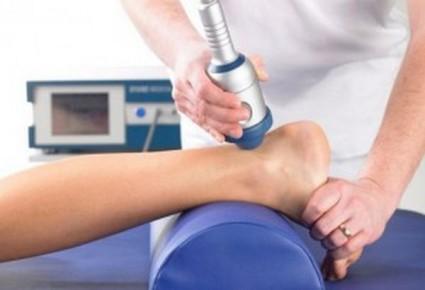 Ультразвуковое лечение позволит раздробить отложенные соли в суставах