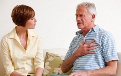Торакалгия может иметь хронический характер