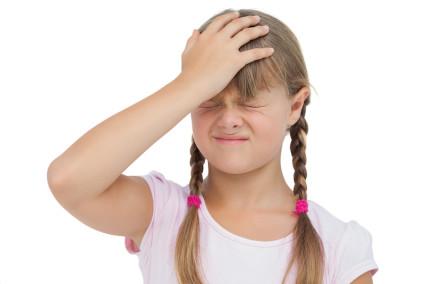 Основные показания для ребенка - частые головные боли