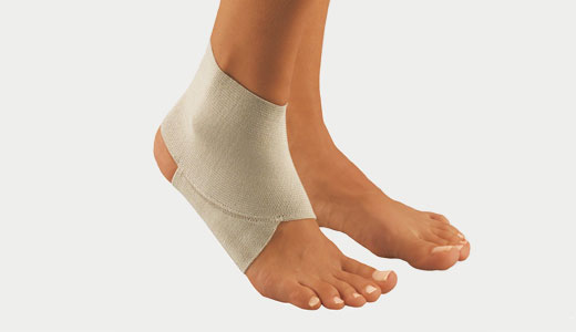 Растяжение связок голеностопного сустава больничный лист дисилация тазобедренного сустава