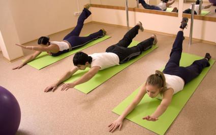 Лечебная физкультура помогает сформировать здоровые мышцы