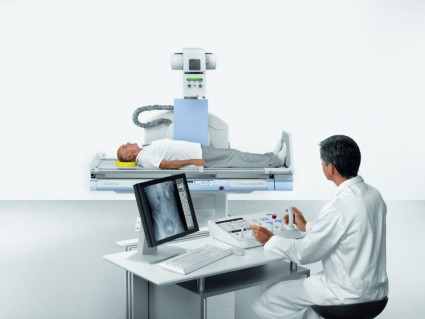 Рентген позвоночника также может показать грыжу