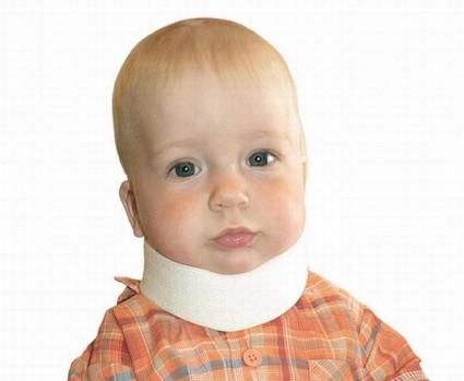 Шейный миозит часто возникает у детей