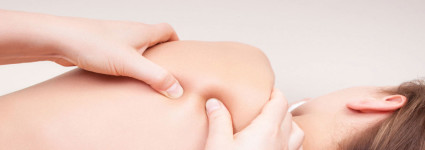 Заболевание плеча,легко спутать с воспалением
