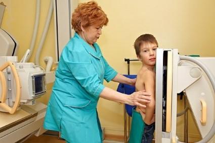 Рентген грудного отдела