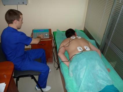 Дополнить лечение можно физиопроцедурами