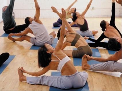 Гимнастика во время заболевания представляет собой определенные физические упражнения