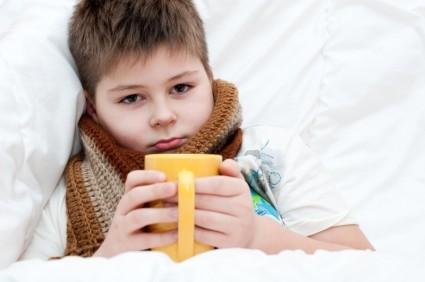 У детей также может быть заболевание мышц шеи