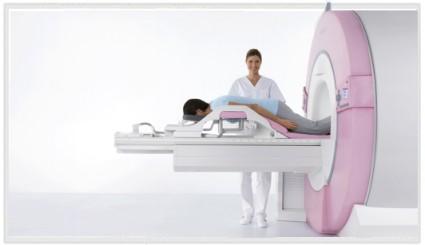 МРТ помогает лечащему врачу установить степень тяжести травмы у ребенка.