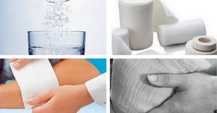 Лечение ревматизма суставов проводится с помощью компрессов с солью