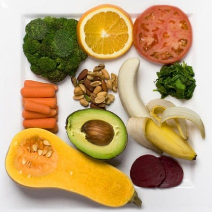 Рацион питания должен включать продукты, насыщенные магнием и кальцием