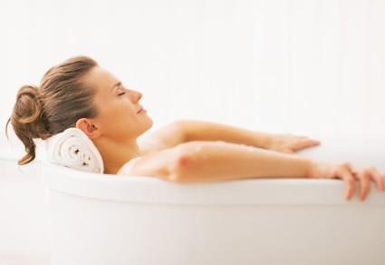 Ванны помогают поддерживать организм после перенесенного заболевания