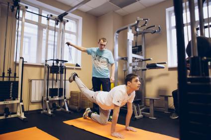 Мышцы должны быть в хорошей форме, а значит, натренированны