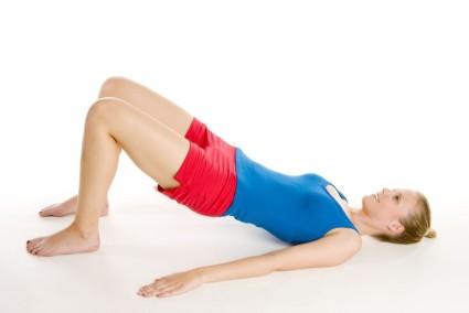 Есть упражнения для спины, которые может выполнять дома каждый