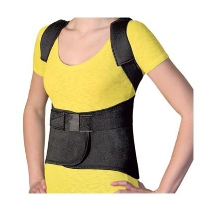Грудопоясничный бандаж-необходим, чтобы поддерживать и грудной, и поясничный отдел