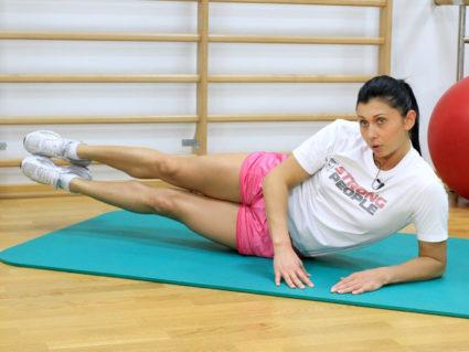 Гимнастика сделает ваше тело стройным