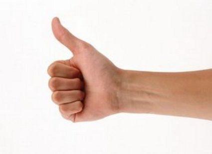 Вывих большого пальца очень часто сопровождается онемением